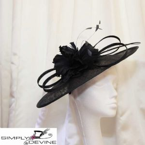 Navy Blue Mother Of The Bride Hatinator 13103/SD162-164, 1666
